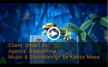 Sound Design Kanza Mees
